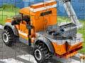 Spel Lego Truck Puzzle