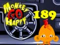 Mäng Monkey Go Happy Stage 189