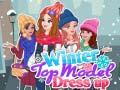 Mäng Winter Top Model Dress Up