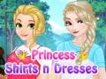 Ігра Princess Shirts & Dresses