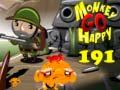 Mäng Monkey Go Happy Stage 191