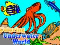 Mäng Coloring Underwater World