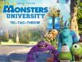 Mäng Monsters University Tic-Tac-Throw
