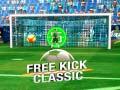 Permainan Free Kick Classic
