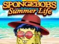 თამაშის Spongebobs Summer Life