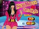 Игра Nicki Minaj Dress Up