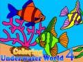 Игра Coloring Underwater World 4