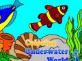 Игра Coloring Underwater World 5