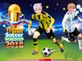 Mäng Frozen Soccer Worldcup 2018