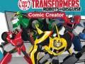 Игра Transformers Robots in Disguise: Comic Creator