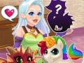 Spel Crystal's Magical Pet Shop