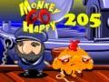 Игра Monkey Go Happy Stage 205