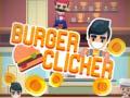 ゲームBurger Clicker