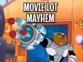 Игра Teen Titans Go to the Movies in cinemas August 3: Movie Lot Mayhem