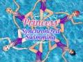 Игра Princess Synchronized Swimming