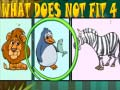 Игра What Does Not Fits 4
