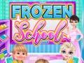 Игра Frozen School