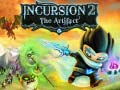 Spel Incursion 2: The Artifact with cheats