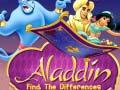 Spēle Aladdin Find The Differences