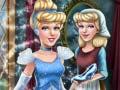 Игра Cinderella Princess Transform