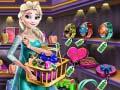 Игра Elsa Gift Shopping