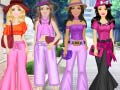 Игра Barbie Paper Bag Pants
