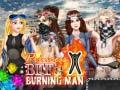 Игра Princess BFFS Burning Man