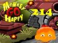 Игра Monkey Go Happy Stage 214