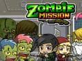 খেলা Zombie Mission