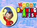 Игра Noddy Drawing Artist