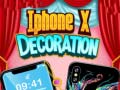 Игра Iphone X Decoration