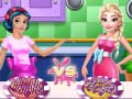 Игра Princesses Cooking Contest
