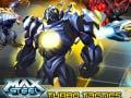 Игра Max Steel Turbo Tactics