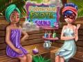 Игра Polynesian Exotic Sauna