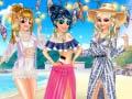 Princesses Boho Beachwear Obsession ﺔﺒﻌﻟ