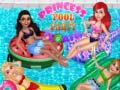 Игра Princess Pool Party Floats