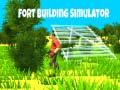 Игра Fort Building Simulator