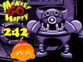 Игра Monkey Go Happy Stage 242