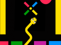 Игра Color Slither Snake