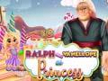 Игра Ralph and Vanellope As Princess