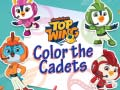 Игра Top wing Color the cadets