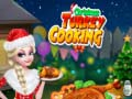 Игра Christmas Turkey Cooking