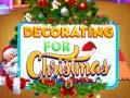 Игра Decorating For Christmas