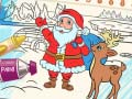 Игра Color Me Christmas