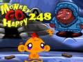 Игра Monkey Go Happy Stage 248