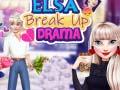 Игра Elsa Break Up Drama