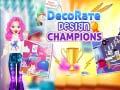 Spel DecoRate: Design Champions