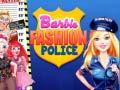 Mäng Barbie Fashion Police