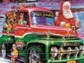 Игра Santa Trucks Jigsaw