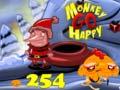 Игра Monkey Go Happy Stage 254